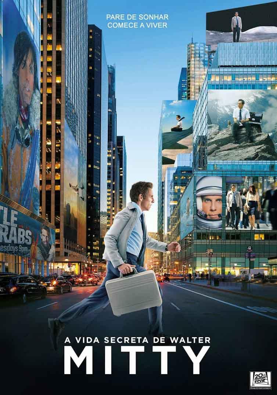 A Vida Secreta de Walter Mitty Torrent – BluRay 720p/1080p Dual Áudio