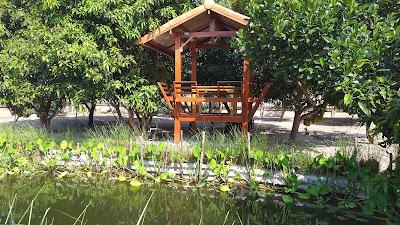 Sala - Pavillion in Thailand