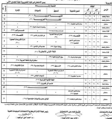 جدول مواعيد امتحانات الدبلومات الفنية 2020.. يوم 16 مايو 2020