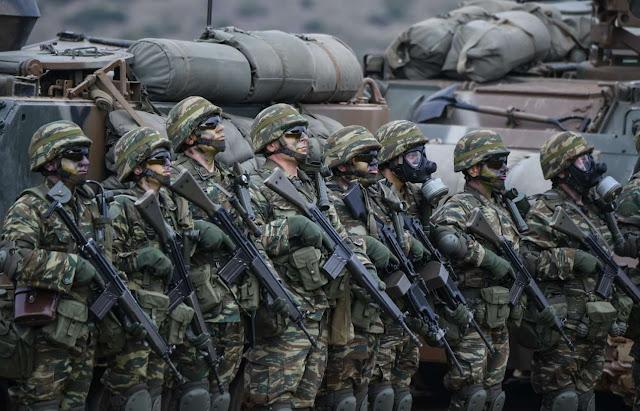 Και αν στέλναμε Στρατό στη Λιβύη;
