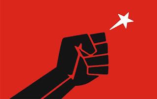 graphic மக்கள் அதிகாரம்' அமைப்பின் சின்னம்