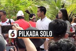 VIDEO: Restu Jokowi untuk Gibran Rakabuming di Pilkada Solo