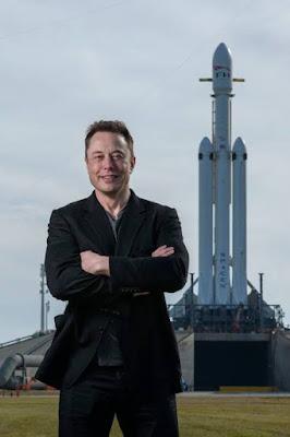 Elon Musk Assında Kimdir?Hayalleri Ne Peki!