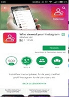 Cara Mengetahui Siapa yang Suka Mengunjungi Profil Instagram