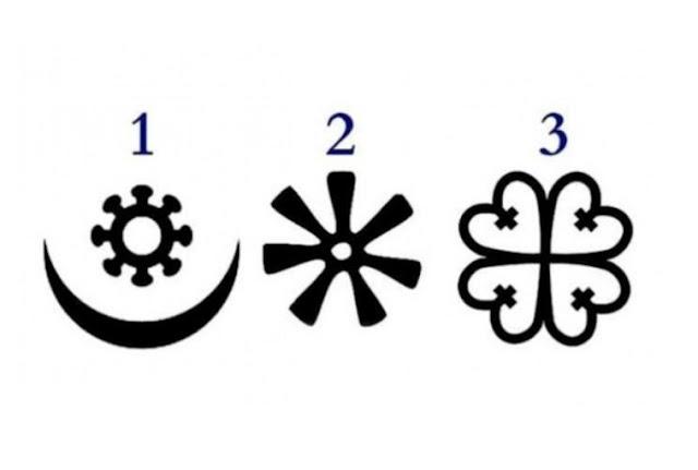 Διάλεξε ένα σύμβολο