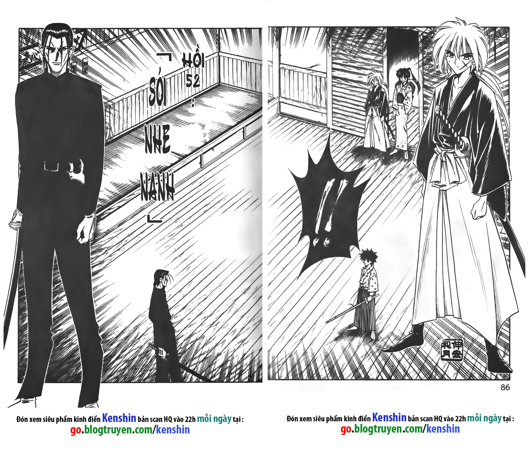 Rurouni Kenshin chap 52 trang 3