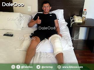 Juan Carlos Zampiery jugador de Oriente Petrolero fue operado con éxito en Argentina - DaleOoo
