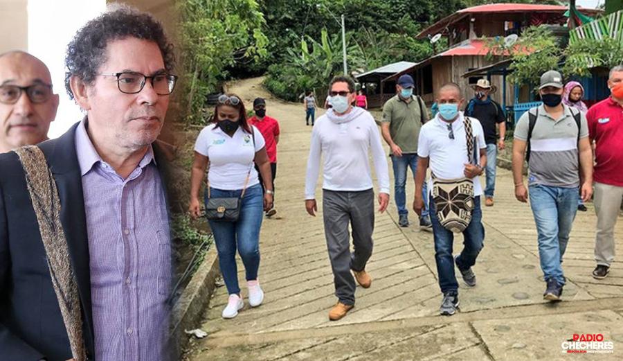 Partido Farc visibiliza falta de garantías del Estado en los ETCR. Abandonan Ituango para proteger sus vidas