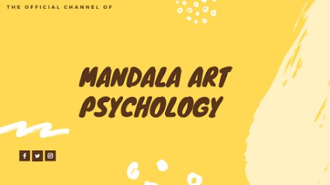 Mandala art psychology and how it works ?