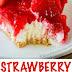 Strawberry Cheesecake Pie (No Bake)