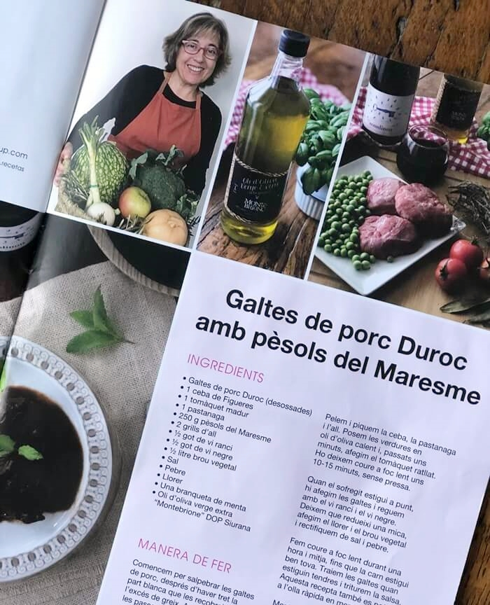 Artículo revista Agroactivitat
