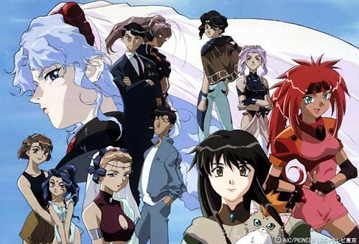 신비의 세계 엘하자드 OVA icon