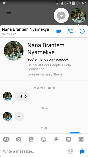 Yahoo Plus: Conversation Between a Ghanaian Scammer Trying to Scam a
