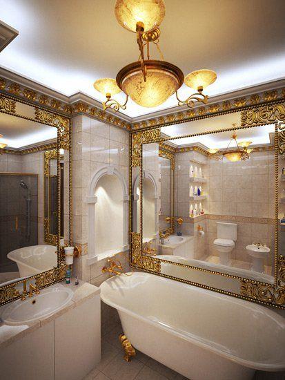 افضل صور ديكورات حمامات 2019