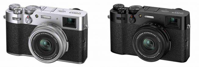 Два цвета Fujifilm X100V