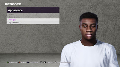 PES 2020 Faces  Youssoufa Moukoko by TiiToo