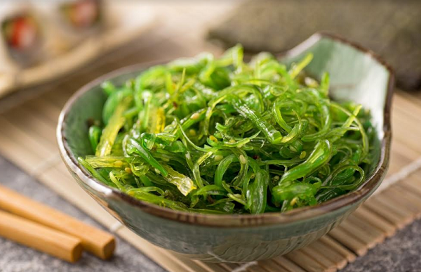 What are the benefits of sea algae for slimming ?
