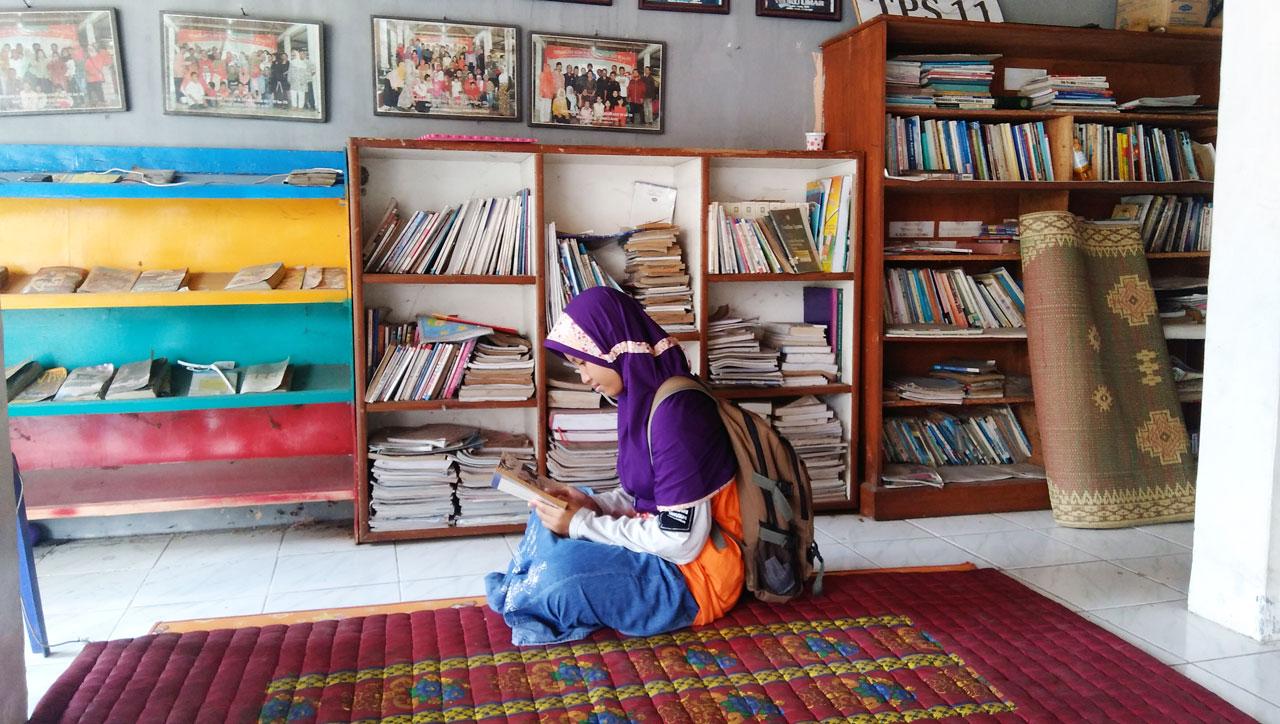 Antara Ayunda, Budaya Literasi dan Novel Pertamanya 3