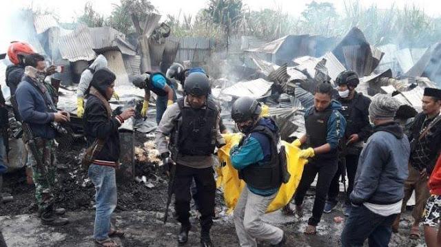 Anggota Paskhas TNI AU Diserang Warga di Dogiyai Papua, 1 Kritis