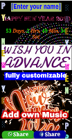 2020 happy new year wishing script
