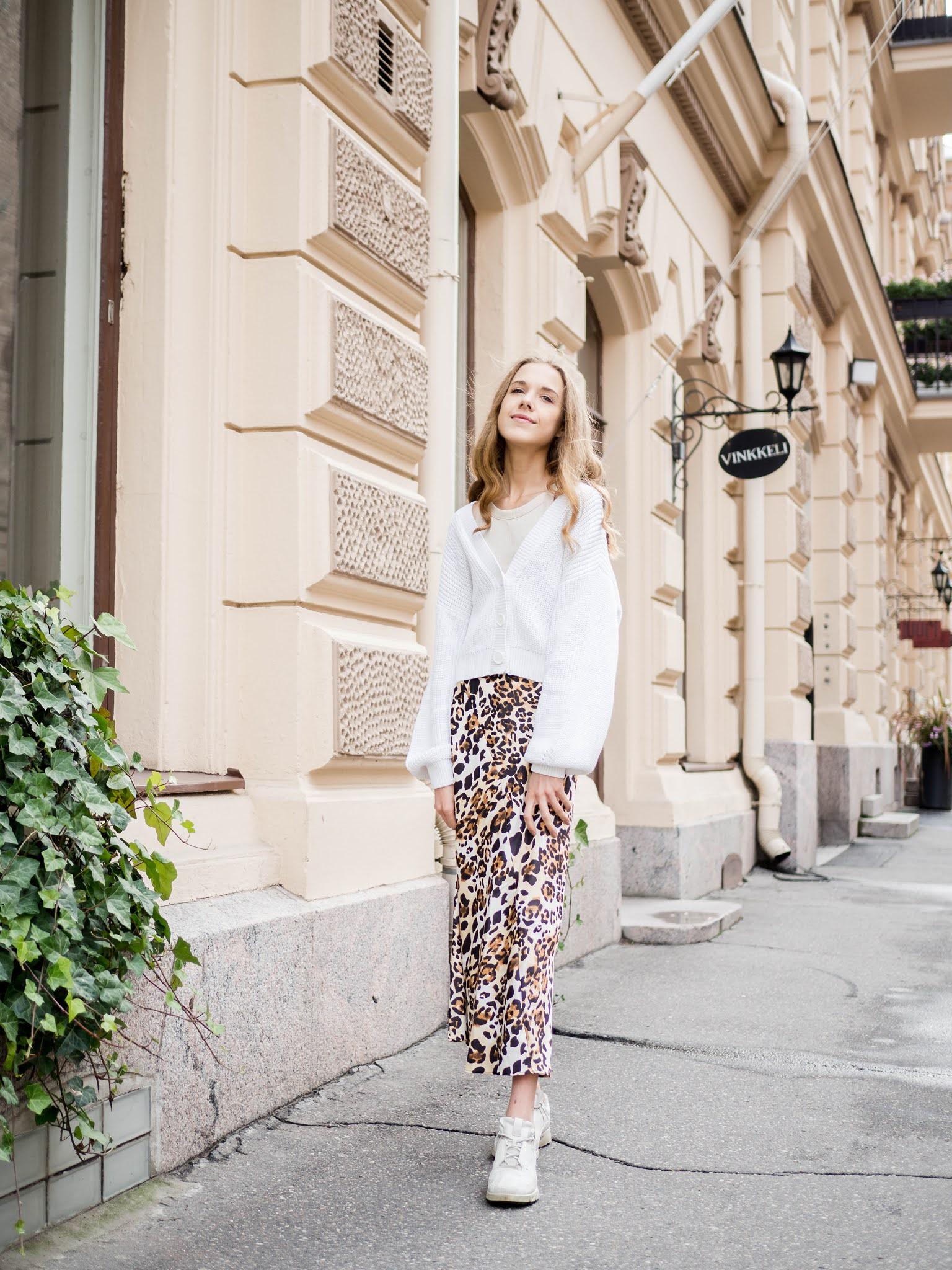 Autumn knitwear fashion - Syksyn neulemuoti, asuinspiraatio, muotiblogi