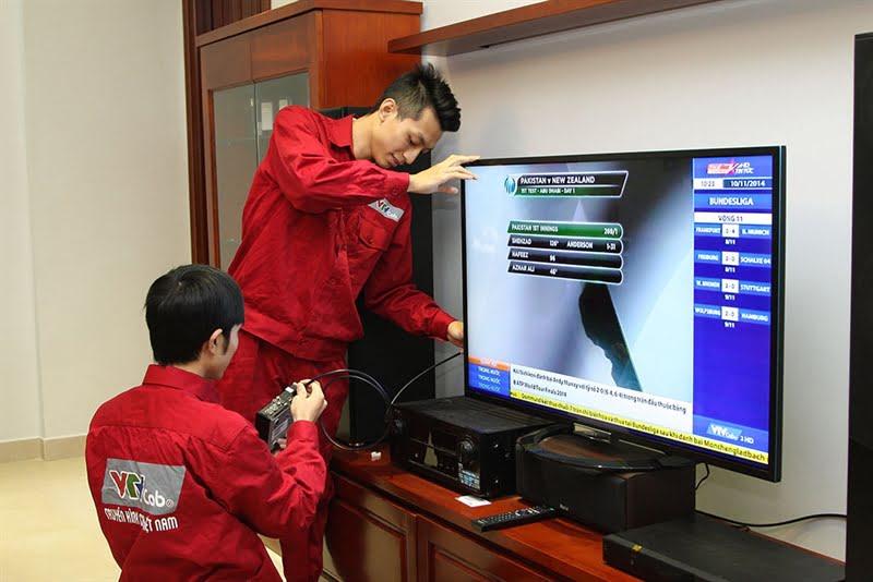 Truyền hình cáp VTV - Đơn vị lắp truyền hình cáp & Internet