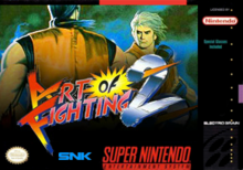 Review Art Of Fighting 2 Super Nintendo Neo Player Podcast