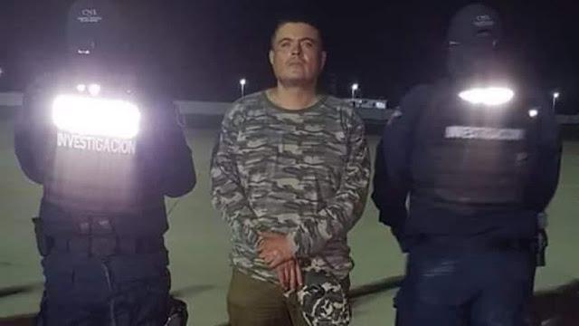 Capturan en México a 'el Carrete', líder de un grupo criminal vinculado con el caso de los 43 normalistas desaparecidos