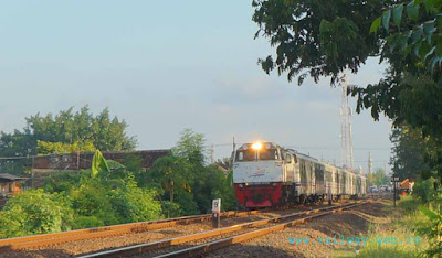 KA Bima New Trainset Ketiga