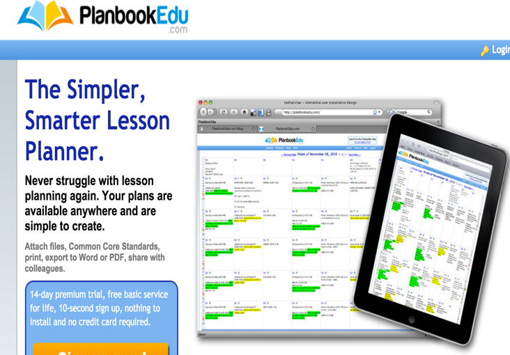 5 Good Lesson Planning Tools for Teachers ~ Educational Technology ...