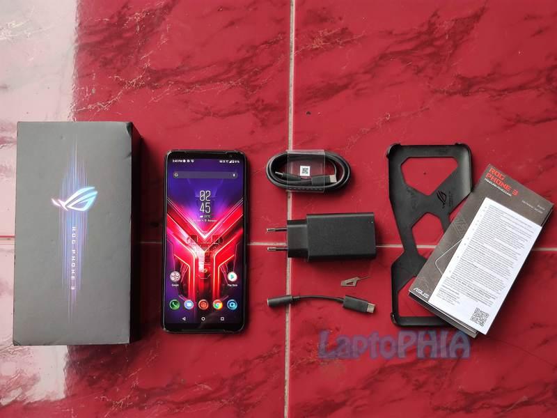 Paket Pembelian Asus ROG Phone 3 ZS661KS