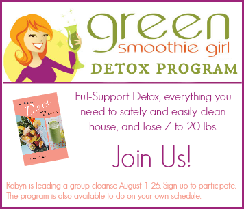 Green Smoothie Girl Detox