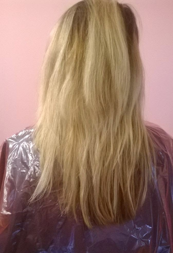 Wasze włosy u Mysi. Niebajeczny balejaż