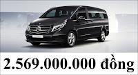 Giá xe Mercedes V220 d Avantgarde 2019