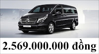 Giá xe Mercedes V250 Avantgarde 2019