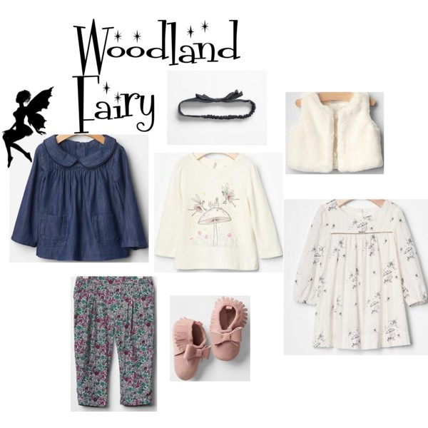 Baby Trends: Woodland Fairy