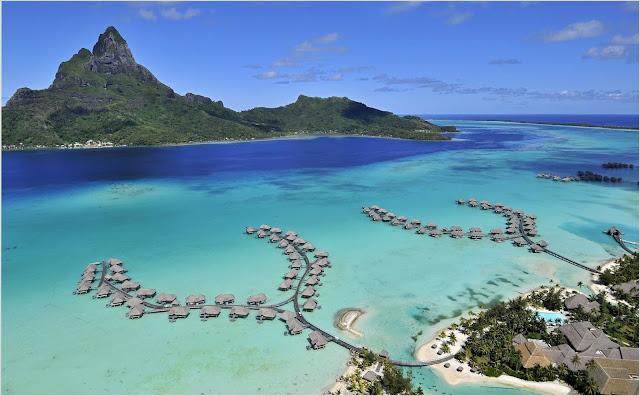 6 điểm đến lãng mạn ở châu Á thích hợp cho chuyến du lịch nghỉ dưỡng