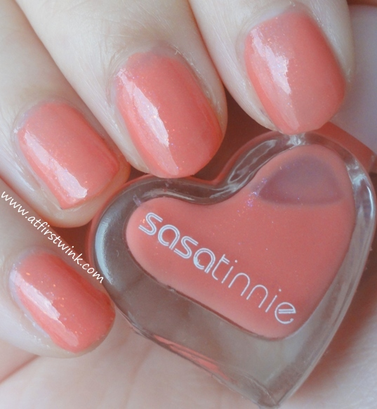 Sasatinnie mini nail polish SPR209