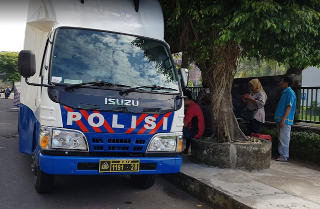 SIM Keliling Polresta Yogyakarta