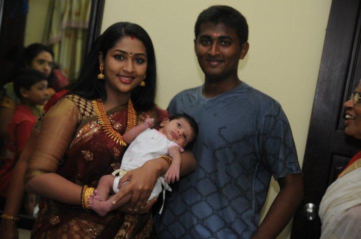 navya nair new family photos