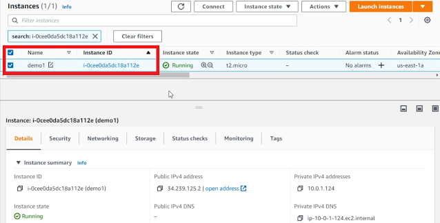 How to Attach AWS EBS Volume to AWS EC2 Instances