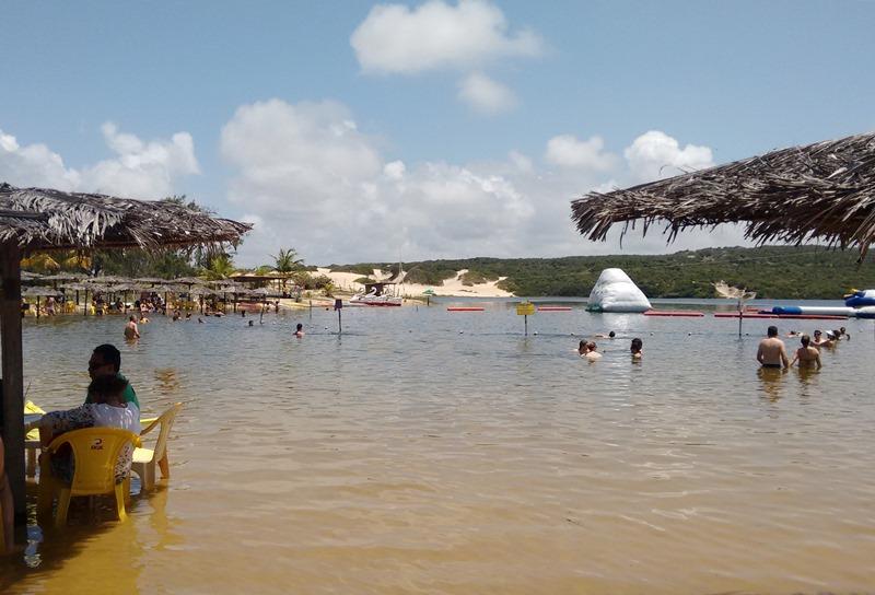 Lagoa de Pitangui Natal