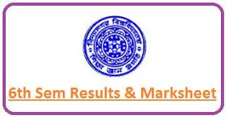 Vidyasagar University 6th Sem Result 2021