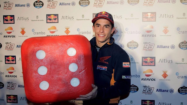 MotoGP: Marquez Siap Negoisasi Kontrak Baru