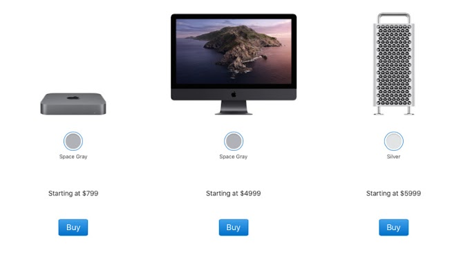 iMac, Mini y Pro: Comparación entre las Mac de escritorio de Apple