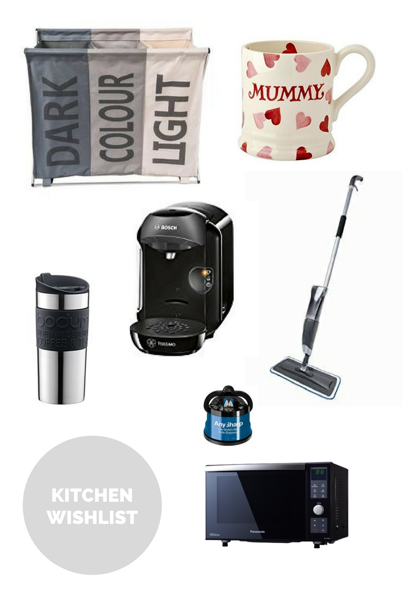 Currently Coveting | My Kitchen Wishlist