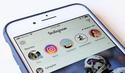 cara melihat story instagram