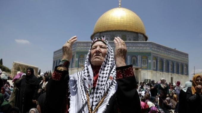Israel Tidak Bisa Jadikan Yerusalem Ibukota, Begini Alasannya...