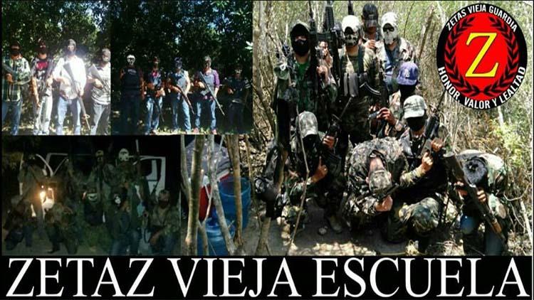 """ZETAS """"SECUESTRAN MIGRANTES"""" DESPUES de SER DEPORTADOS de E.U en NUEVO LAREDO"""