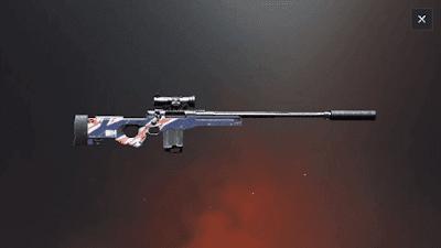 sniper sekali serang musuh langsung lumpuh dengan senjata amw
